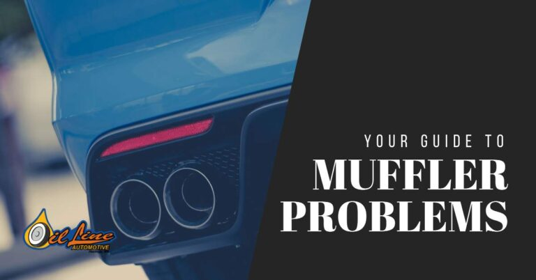 Your Guide To Muffler Problems