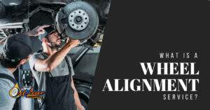 What is a Wheel Alignment Service