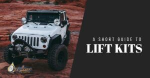 A Short Guide To Lift Kits